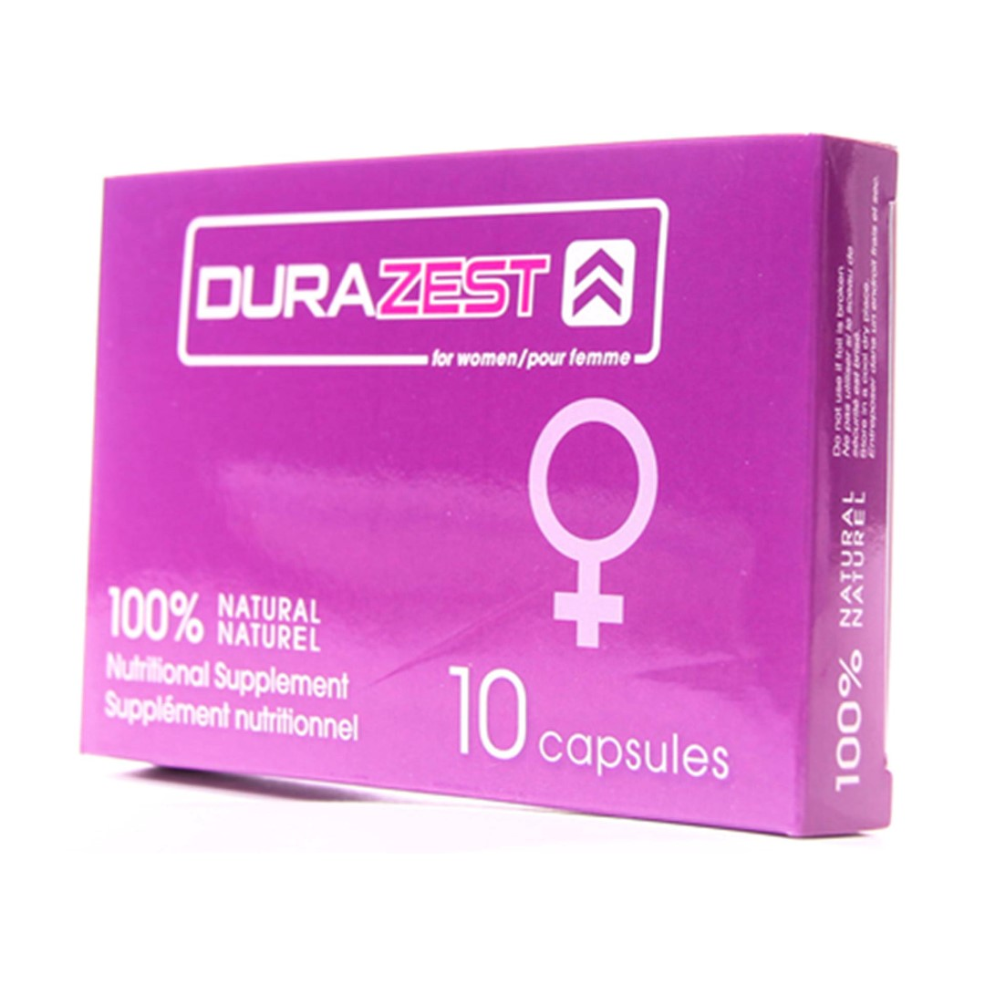 Durazest For Women - 10 pack