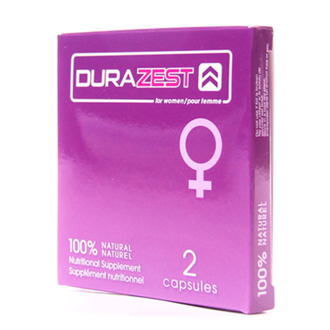 Durazest For Women - 2 Pack